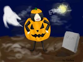 Halloween by nellysunshine
