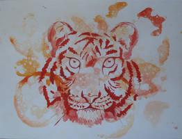 Tiger by nellysunshine