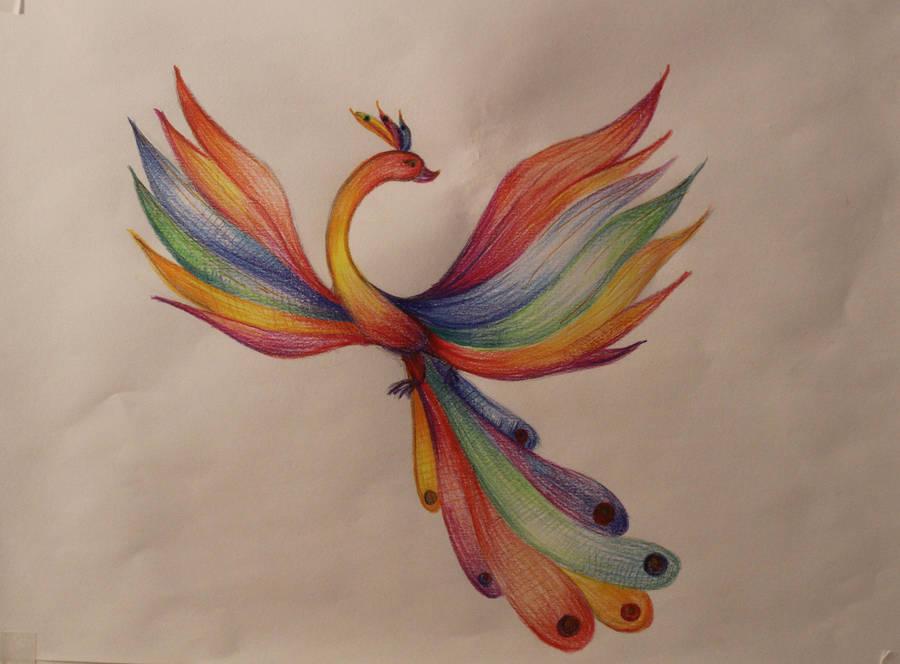 A bird by nellysunshine