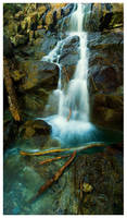 Upper Eagle Falls by madrush08