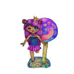 Art trade by Lailley