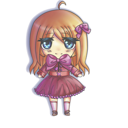 Chibi by Lailley