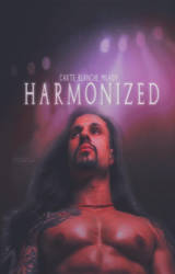 Harmonized [Wattpad Book Cover] by iamlulublaque