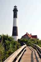 Fire Island Lighthouse by f33t