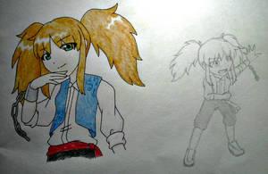 Ani/Ina for HeroDragobot by Fantasygerard2000
