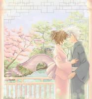 hitsuhina - summer romance by Thallein
