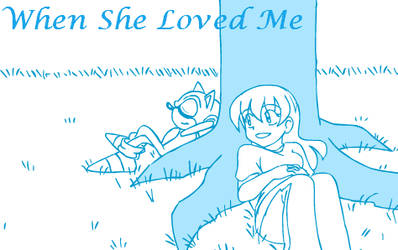 When She Loved Me -FLASH- by SonicRocksMySocks