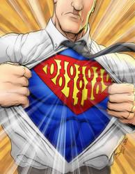 The Binary Kryptonian by JoniGodoy