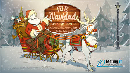 Feliz Navidad by JoniGodoy