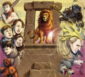 The Chronicles of Narnia by JoniGodoy
