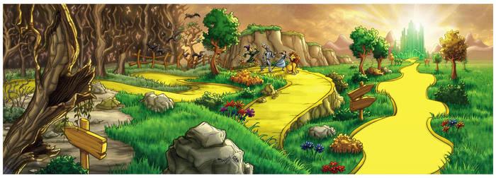 Land of Oz by JoniGodoy