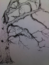 Dead Tree by KimariLz