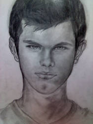 Jacob of twilight Sketch by KimariLz