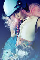 Audrey - Limecrime Astronaut by tmronin