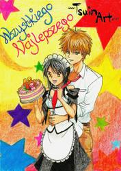 Misaki i Usui by NatalaS