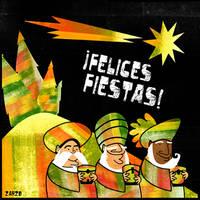 Felices Fiestas by zarzo