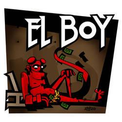 El boy by zarzo