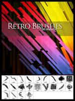 RETRO BRUSHES by SET07