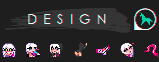 [ Design ] Emotes by leviathen