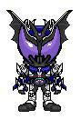 Kamen Rider GOD Kiva by helder666