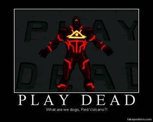 Play Dead YJ by KnightWolvez