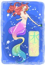 Mermaid.music.love by mind-groove