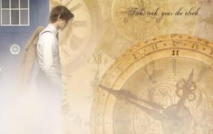 Tick, Tock, Goes the Clock by LadyUranus