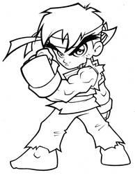 Ryu by eternalR