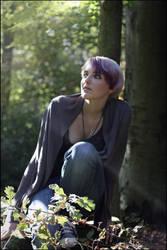 Sarah's autumn by ze-Gonzo