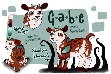 Personal: Gabe! by KraziKitteh