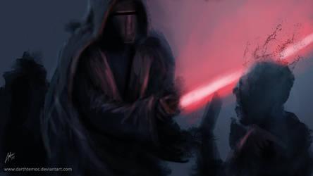 Revan - Dark Side by DarthTemoc