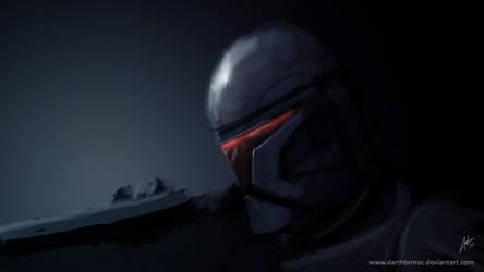 Clone Commando by DarthTemoc