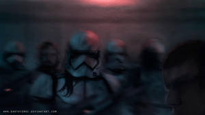 Stormtroopers by DarthTemoc