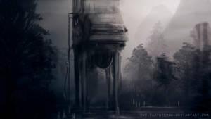 Walkers by DarthTemoc