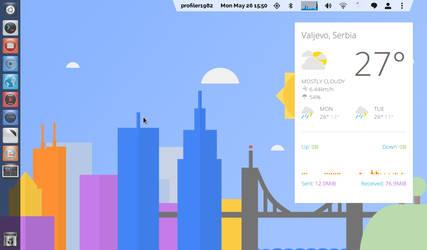 google-now unity-hybrid by profiler1982