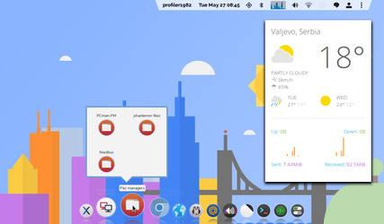 google-now profiler DE on ubuntu 12.04 by profiler1982
