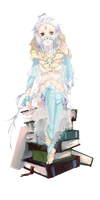 ophelia by blithebird