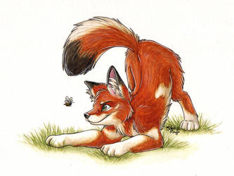 Little Hunter by SilentRavyn