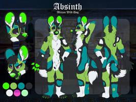 Absinth Reference Sheet by SilentRavyn