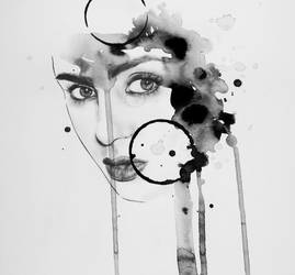 Lily Collins by rokkihurtta