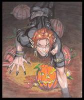 Jak Nyfe Halloween contest by lshikawaGoemon