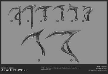 Akali weapon Layout2 by The-Bravo-Ray