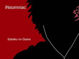 iPod: Naruto Style- Gaara by YuudaisAngel