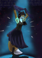 Dancing All Alone by tibek