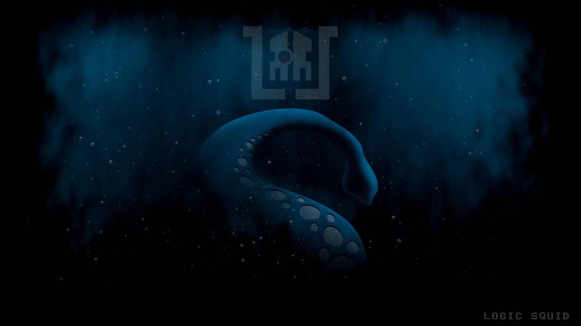 Logic Squid DeepSea Wallpaper by LogicSquid