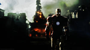 Iron Man - Edited Arc Reactor by Seans-Photography