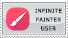 Infinite Painter Stamps by TReeCreationCulture