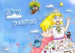 Cookie President's Sky Wedding by TReeCreationCulture