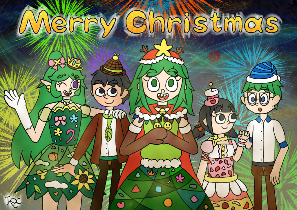Merry Christmas by TReeCreationCulture