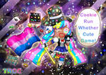 Cookie Run Whether Cute Game! by TReeCreationCulture